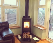 Di lusso R4 Euro, Hunter Stoves Group