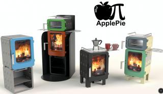 Now Proudly Stocking Ekol Apple Pie Stoves