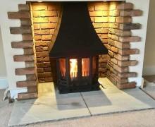 Dovre 1800 Fireplace