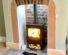 Aspect 5 Compact with plinth