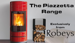 The new Piazzetta Range, brought to Siberian exclusively from Robeys.