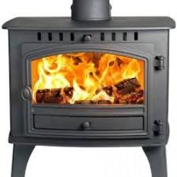 Boiler Stove Hunter Herald 14 Multifuel