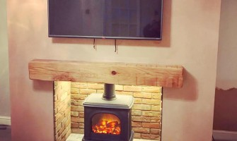 Stovax Huntingdon 30 Electric Fire